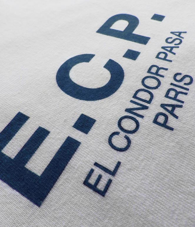 E.C.P.PARIS T-Shirts