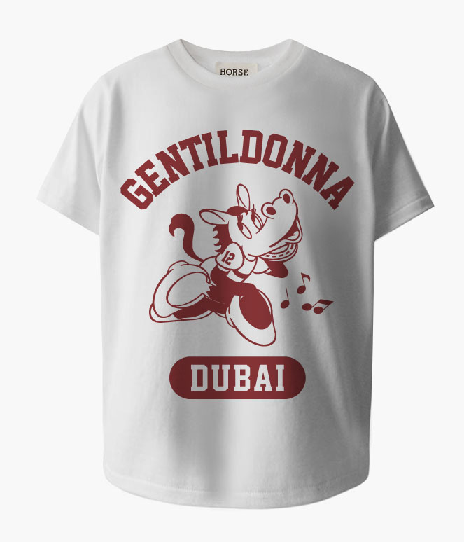 Gentildonna Dubai T-shirts