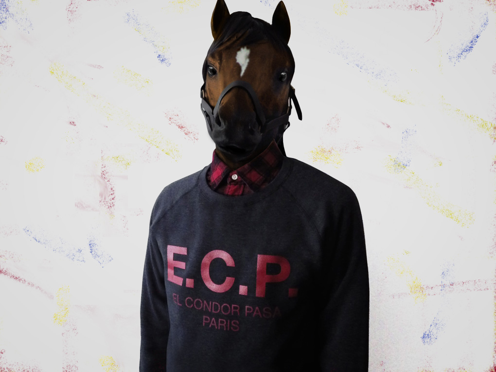 E.C.P.PARIS Sweat Shirts