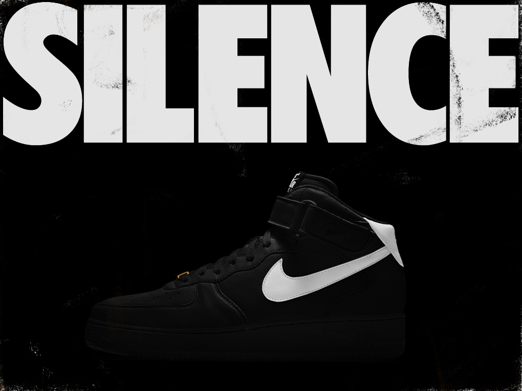 Sunday Silence Nike Air Force 1