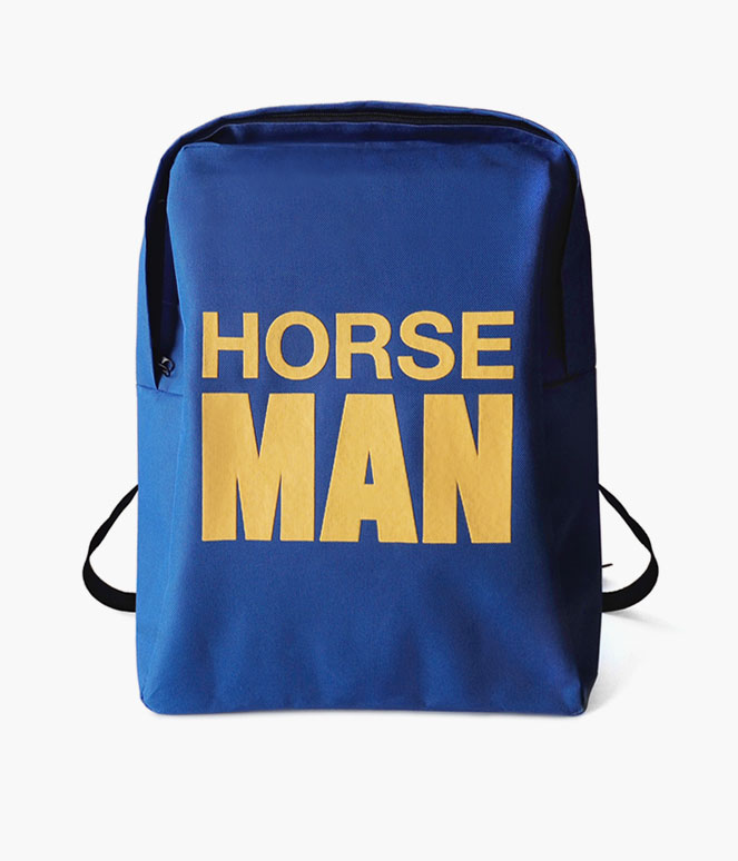 HORSE MAN DAY PACK