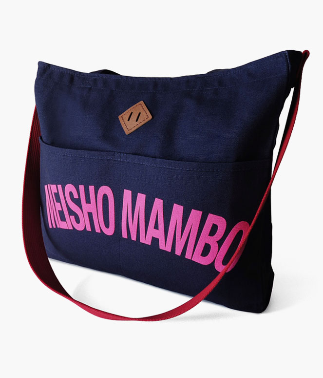 MEISHO MAMBO REINS TOTE BAG
