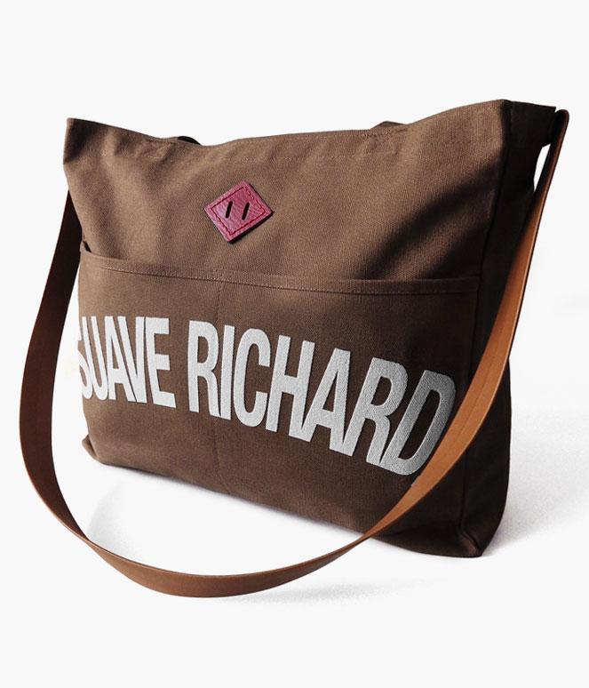SUAVE RICHARD REINS TOTE BAG