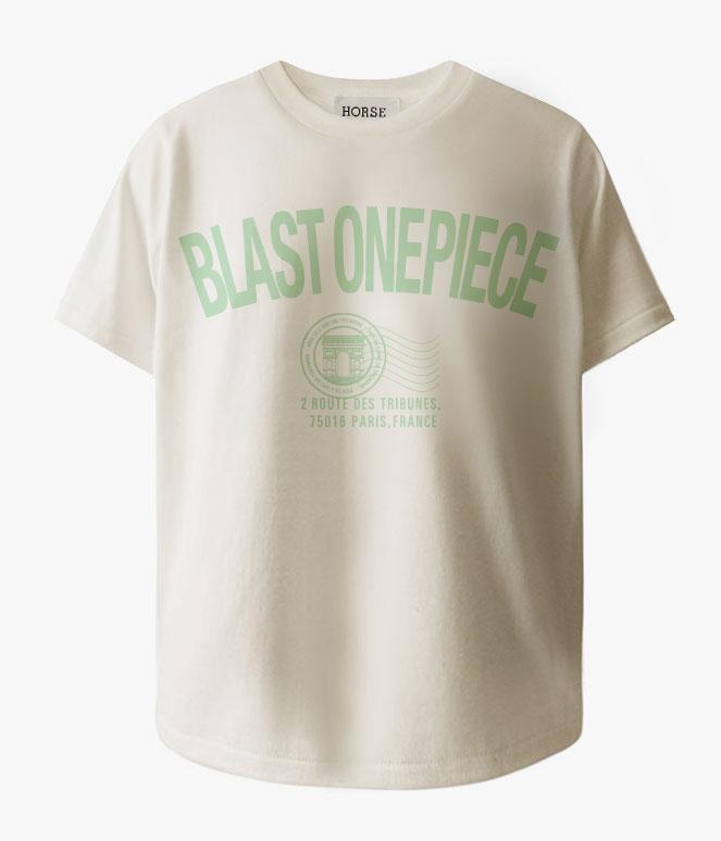 BLAST ONEPIECE INVITATION T-SHIRTS