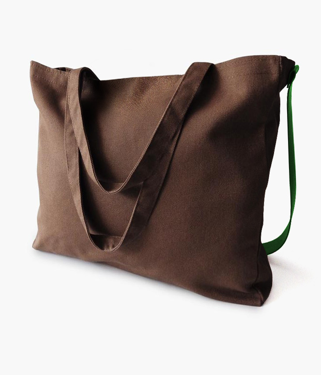JUNGLE POCKET PASA REINS TOTE BAG