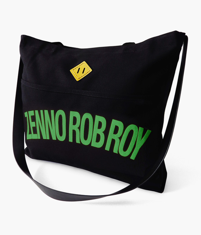 ZENNO ROB ROY REINS TOTE BAG